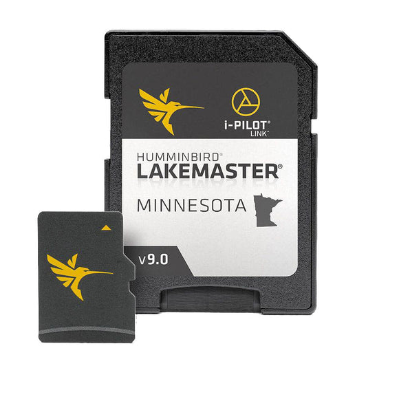 Humminbird LakeMaster Chart - Minnesota V9 [600021-9] - Point Supplies Inc.