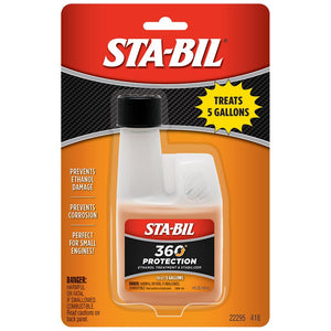 STA-BIL 360 Protection - Small Engine - 4oz [22295] - Point Supplies Inc.