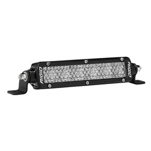 "RIGID Industries SR-Series PRO 6"" Lightbar - Diffused LED - Black Housing [906513] - Point Supplies Inc."
