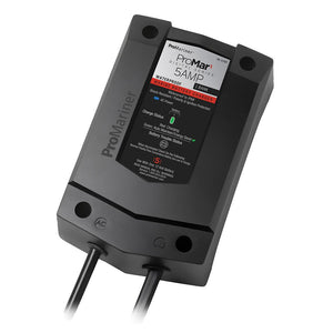 ProMariner ProMar1 DS Digital - 5 Amp - 1 Bank Charger [31505] - point-supplies.myshopify.com
