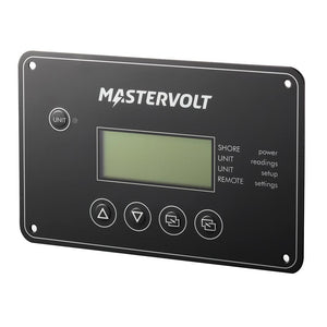 Mastervolt PowerCombi Remote Control Panel [77010700] - Point Supplies Inc.