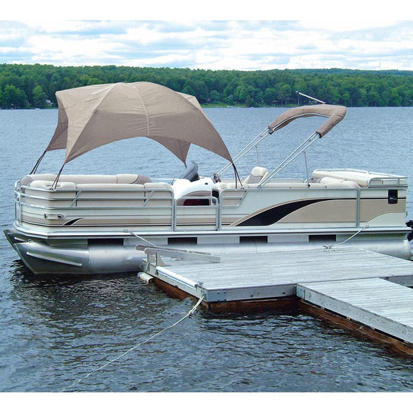 Taylor Made Pontoon Gazebo - Sand [12003OS] - Point Supplies Inc.
