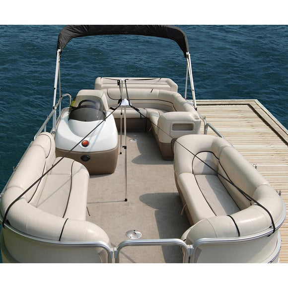 Taylor Made Pontoon Boat Cover Support System [55745] - Point Supplies Inc.