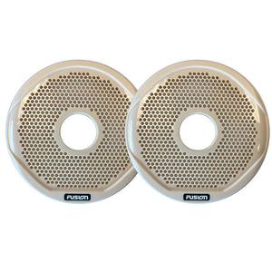 "FUSION MS-FR6GBG - 6"" Grill Covers - Beige f/FR-Series Speakers [010-01648-00] - Point Supplies Inc."