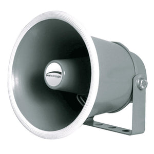 "Speco 6"" Weather-Resistant Aluminum Horn - 4 Ohms [SPC104] - Point Supplies Inc."