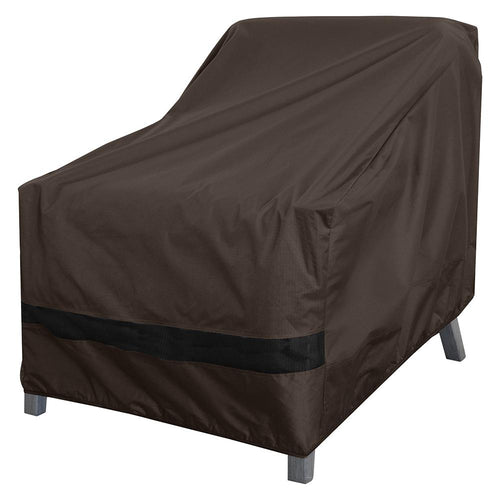 True Guard Patio Club Chair 600 Denier Rip Stop Cover [100539000] - point-supplies.myshopify.com