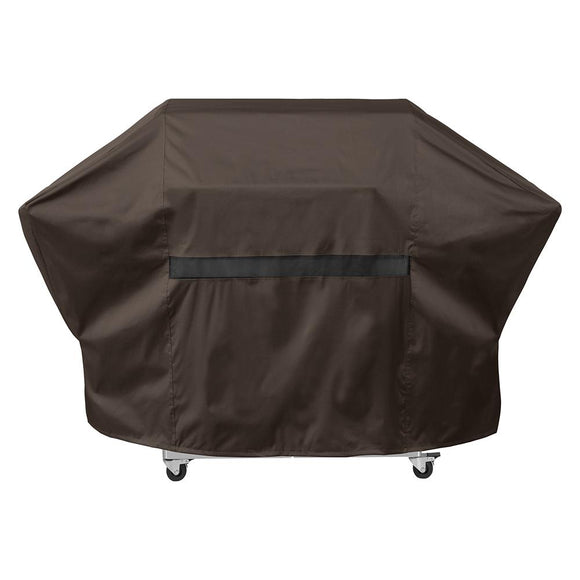 True Guard 72 5 or More Burner 600 Denier Rip Stop Grill Cover [100538799] - Point Supplies Inc.