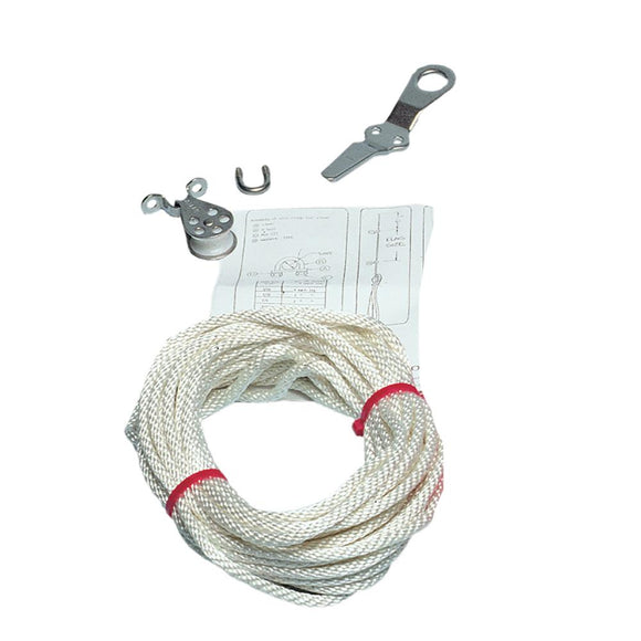 C. Sherman Johnson Spreader Flag Halyard Kit [40-530] - Point Supplies Inc.