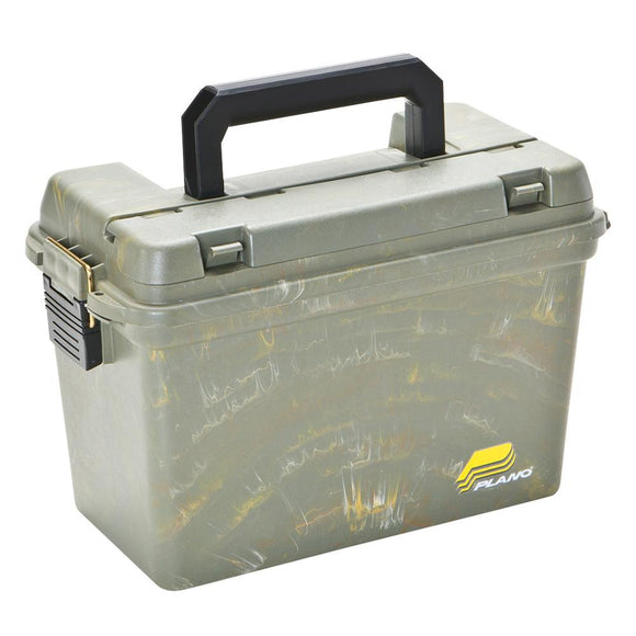 Plano Element-Proof Field/Ammo Box - Large w/Tray [161200] - Point Supplies Inc.