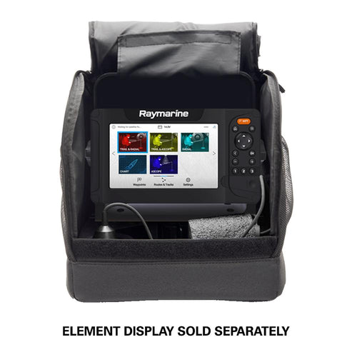 Raymarine Portable Ice Fishing Kit f-Element 7 HV Series - Unit Not Included [A80581] - point-supplies.myshopify.com