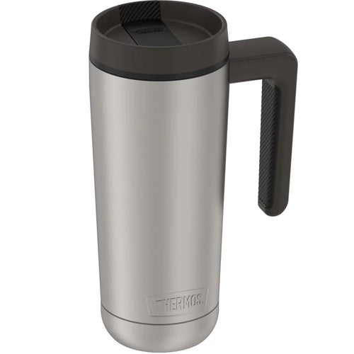 Thermos Guardian Collection Stainless Steel Mug 5 Hours Hot-14 Hours Cold - 18oz - Matte Steel [TS1309MS4]