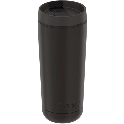 Thermos Guardian Collection Stainless Steel Tumbler 5 Hours Hot-14 Hours Cold - 18oz - Espresso Black [TS1319BK4]