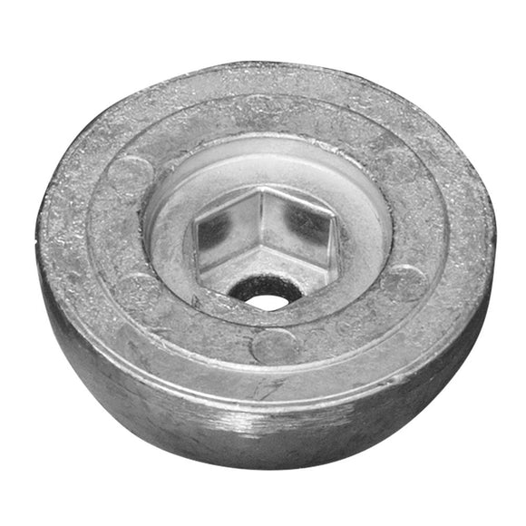 Tecnoseal Quick Zinc Propeller Nut Anode Kit f/BTQ110-125 Bow Thrusters [03609] - Point Supplies Inc.