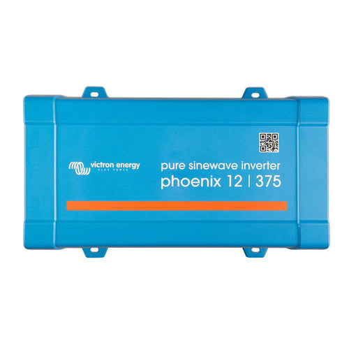 Victron Phoenix Inverter 12 VDC - 375W - 120 VAC - 50-60Hz [PIN123750500] - point-supplies.myshopify.com