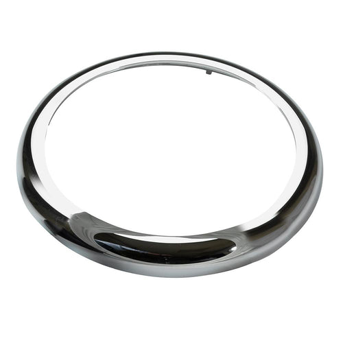 VDO Marine 110mm ViewLine Bezel - Round - Chrome [A2C5321076101]
