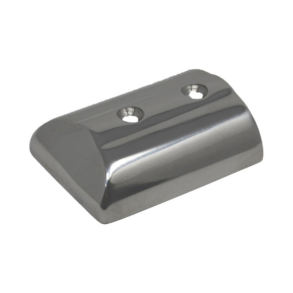 TACO SuproFlex Small Stainless Steel End Cap [F16-0274] - Point Supplies Inc.
