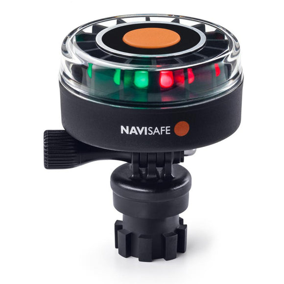 Navisafe Navilight Tricolor 2NM w/Navimount Base [340-1] - Point Supplies Inc.