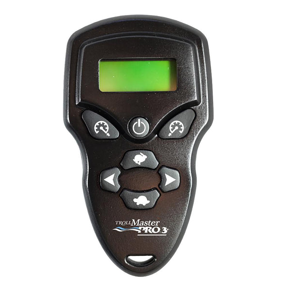 TROLLMaster PRO3+ Wireless Remote [TMPRO3PLUS] - Point Supplies Inc.