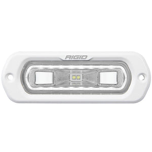 RIGID Industries SR-L Series Marine Spreader Light - White Flush Mount - White Light w/White Halo [51200] RIGID Industries Point Supplies Inc.