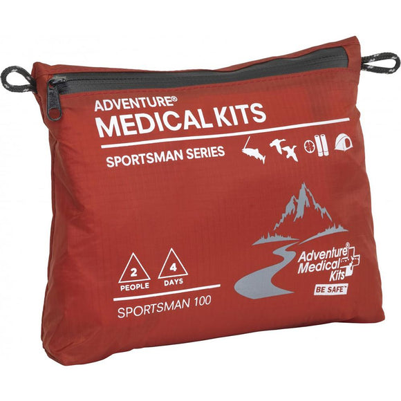 Adventure Medical Sportsman 100 First Aid Kit [0105-0100] - Point Supplies Inc.
