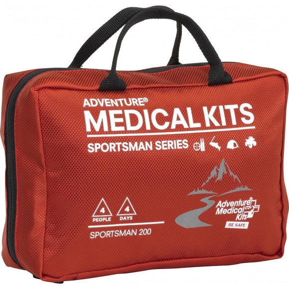 Adventure Medical Sportsman 200 First Aid Kit [0105-0200] - Point Supplies Inc.