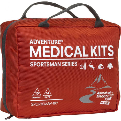 Adventure Medical Sportsman 400 First Aid Kit [0105-0400] Adventure Medical Kits Point Supplies Inc.
