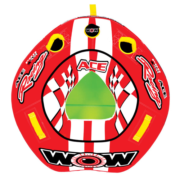 WOW Watersports Ace Racing Towable - 1 Person [15-1120] - Point Supplies Inc.