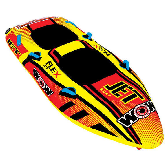 WOW Watersports Jet Boat - 2 Person [17-1020] WOW Watersports Point Supplies Inc.