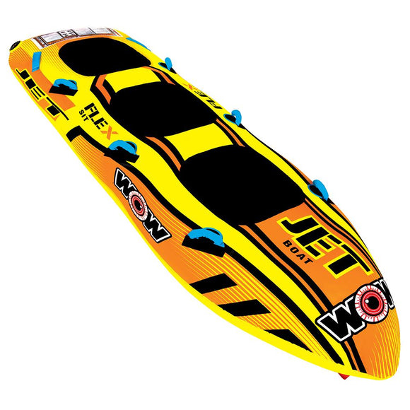 WOW Watersports Jet Boat - 3 Person [17-1030] WOW Watersports Point Supplies Inc.