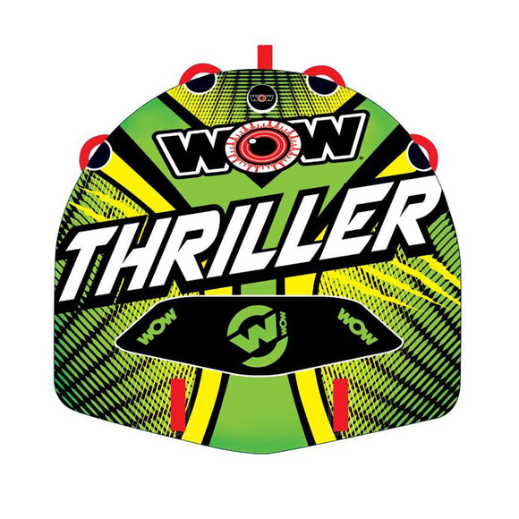 WOW Watersports Thriller Towable - 1 Person [18-1000] WOW Watersports Point Supplies Inc.