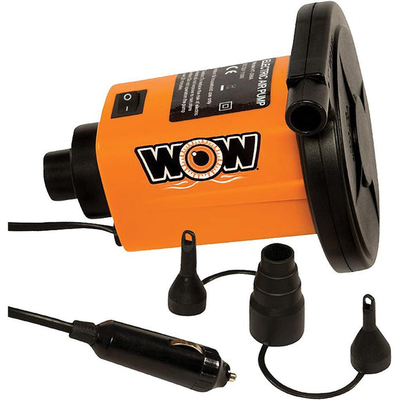WOW Watersports 12V DC Pump [13-4020] - Point Supplies Inc.