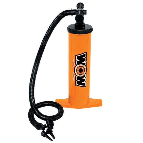 WOW Watersports Double Action Hand Pump [13-4030] WOW Watersports Point Supplies Inc.