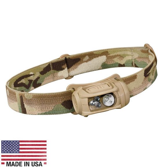 Princeton Tec REMIX LED Headlamp - Multicamo [RMX300-RD-MC] - Point Supplies Inc.