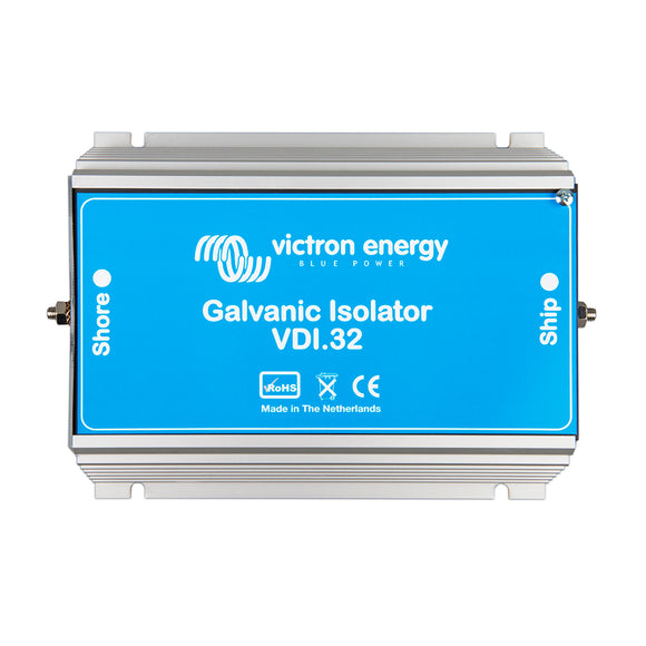 Victron Galvanic Isolator VDI-32A 32A Max Waterproof (Potted) [GDI000032000]