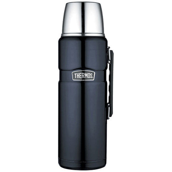 Thermos Stainless King Beverage Bottle - 2L - Blue [SK2020MDB4]