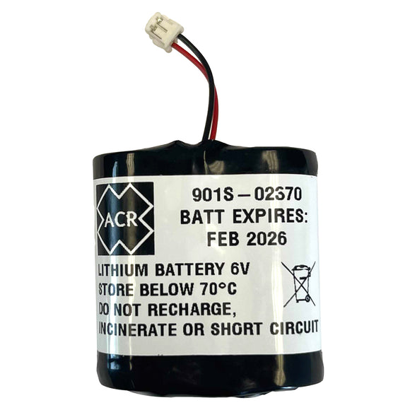 ACR AISLink MOB Replacement Battery User Replaceable [9608]