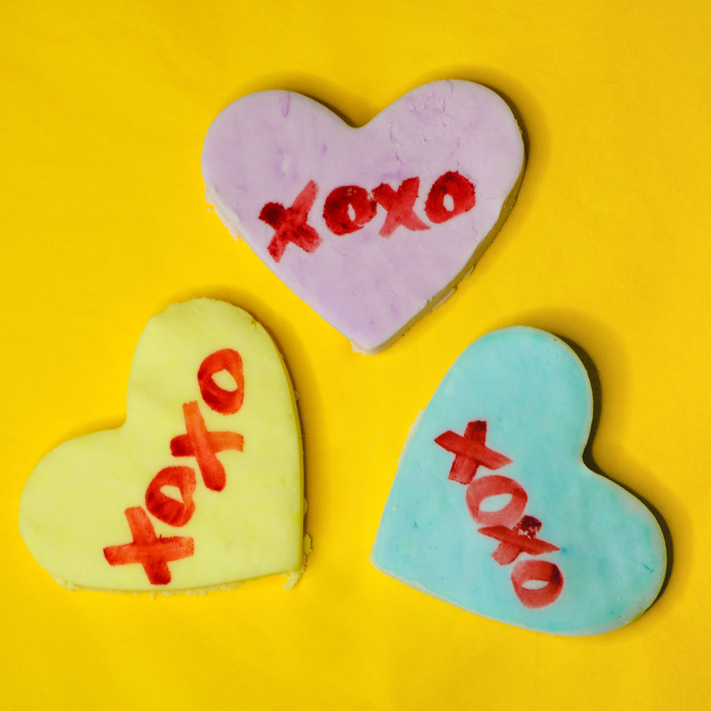 XOXO Bubble Bar Set