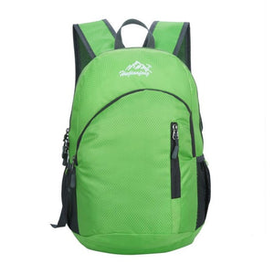 5color Waterproof Nylon Travel Backpack Hike Camp Climb Mountaineering Bag#W21