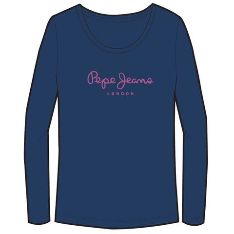 Majica Pepe Jeans - NEW VIRGINIA LS