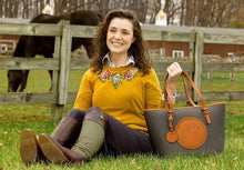 Load image into Gallery viewer, Tucker Tweed James River Carry All