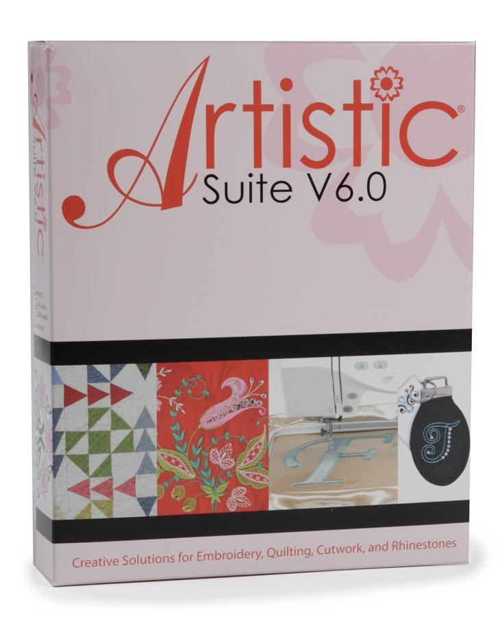 Artistic Suite V6.0 Software