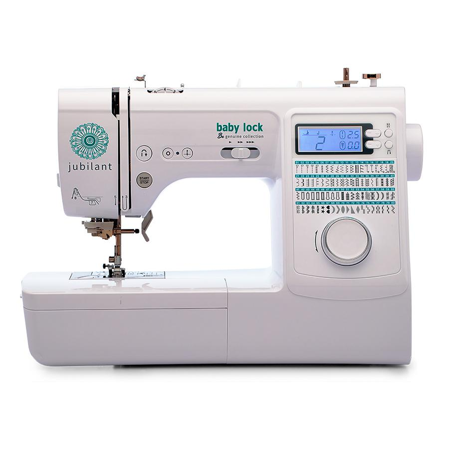 Baby Lock Jubilant - Genuine Collection Sewing Machine (BL80B)