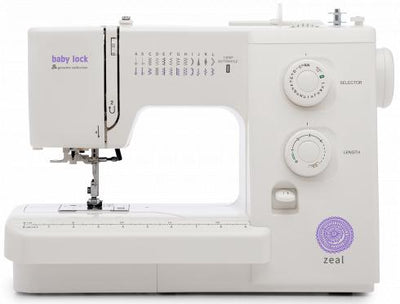 Baby Lock Zeal - Genuine Collection Sewing Machine (BL35B)