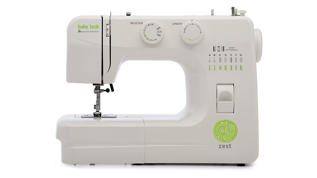 Baby Lock Zest - Genuine Collection Sewing Machine (BL15B)