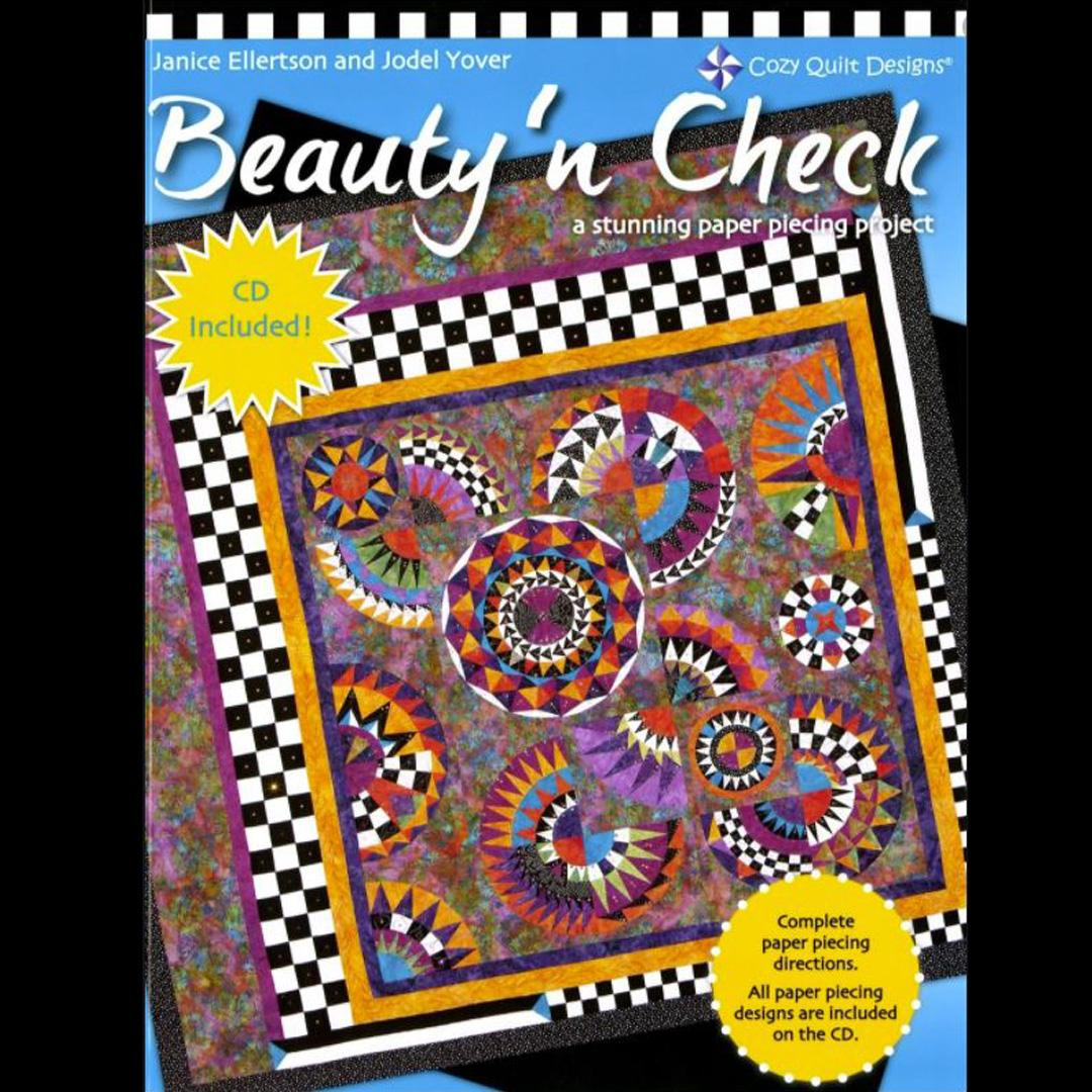 Beauty'n Check - book