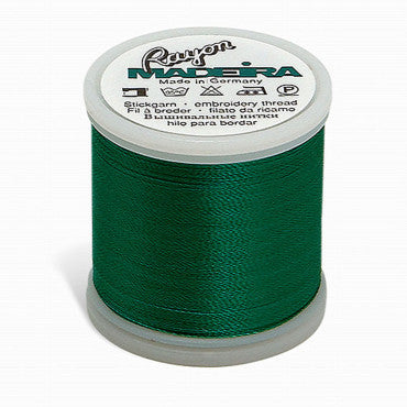 Madeira Rayon 220YD Spool - Light Green