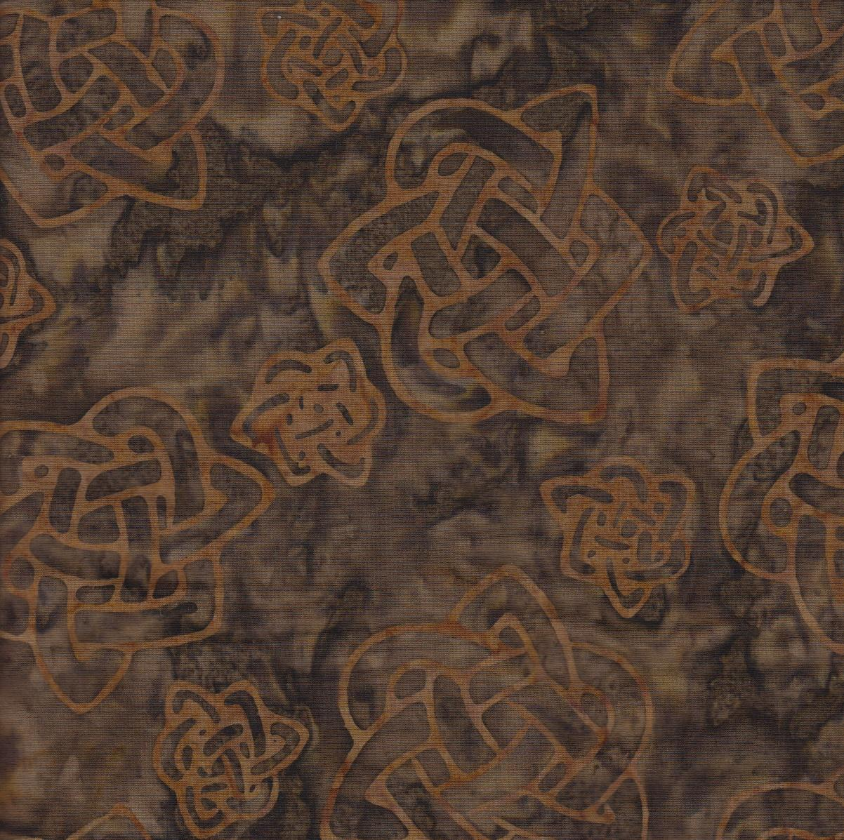 Celtic Jewels - Batiks - Troy Corporation