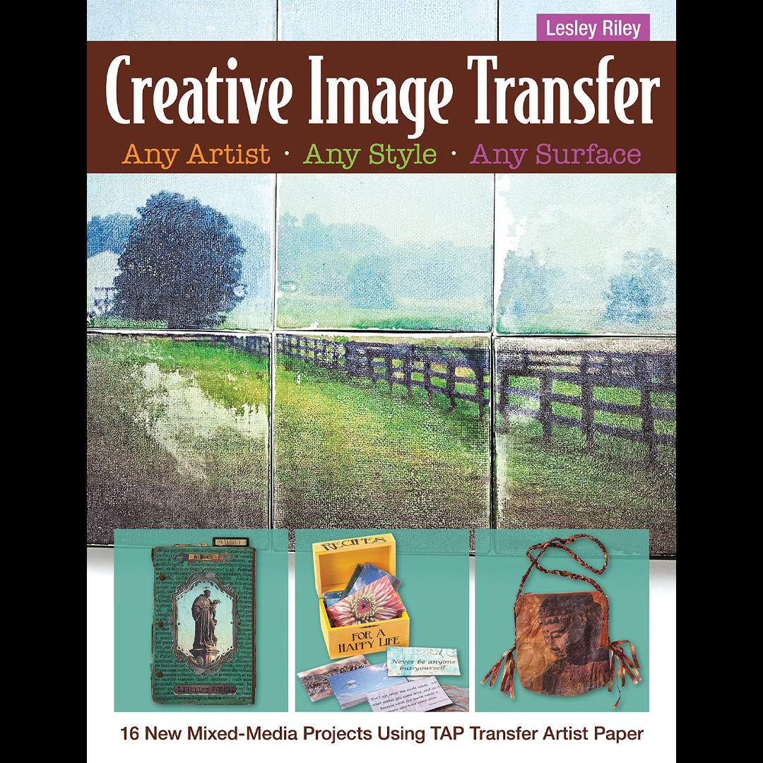 Creative Image Transfer - book