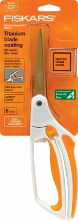 Fiskars Titanium Easy Action Shears