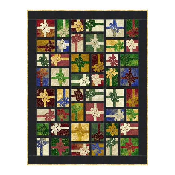 Holiday Gifts Quilt Pattern